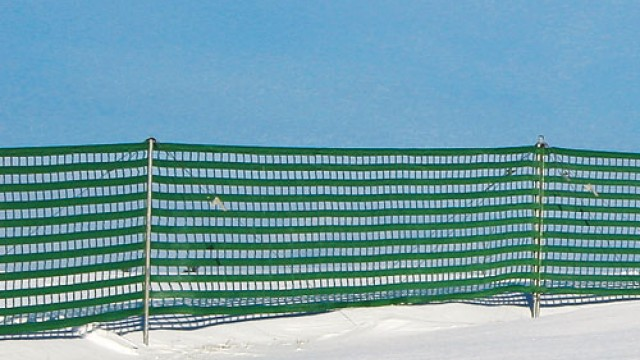 Snow fence SZ 120/150/180