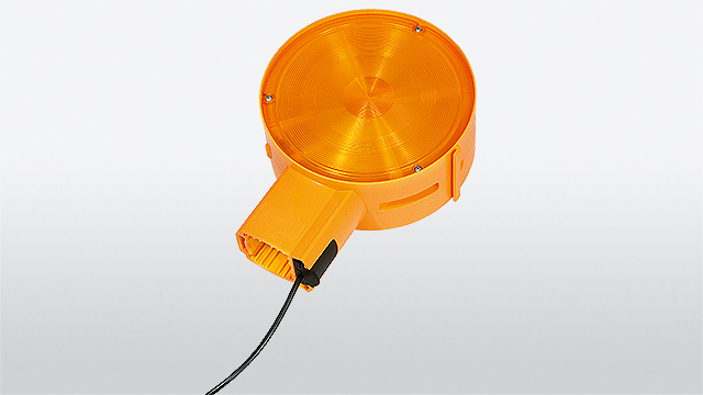Warnleuchte Compact LED