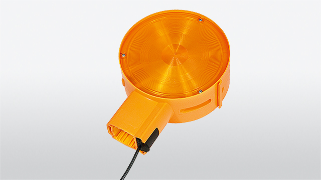TL-warning light type Compact LED